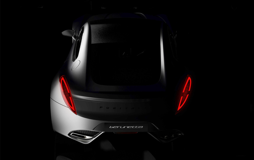 Berlinetta, a 965 hp total carbon fiber body - Composites Portal